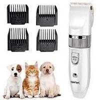 Машинка для стрижки собак котов кошек Gemei gm 634 животных груминга шерсти Bangzhu BZ 806