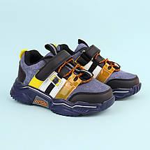 7667D Детские кроссовки для мальчика на липучках тм Tom.M размер 28,29,30, фото 2