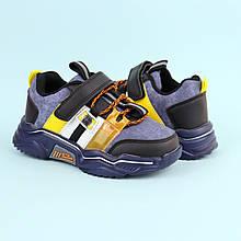 7667D Детские кроссовки для мальчика на липучках тм Tom.M размер 28,29,30