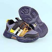 7667D Детские кроссовки для мальчика на липучках тм Tom.M размер 28,29,30, фото 3