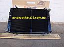 Радиатор Газель, Газ 3302, Газ 3221, Газ 2705, Соболь 2-х рядный, медно-латунный (производитель ШААЗ, Россия), фото 5