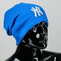 Стильная шапка New York