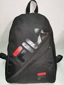 Рюкзак Оксфорд тканина 1000D FILA спорт спортивний рюкзак молодіжний сумка стильний Практичний оптом