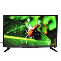 "Телевизор 32"" T2 - LED3218 + ПОДАРОК: Фонарь туристический Police Q5-COB"