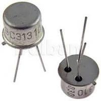 BC313 Unitra GEMI транзистор PNP (30мГц 80В) Ni (ТО5)