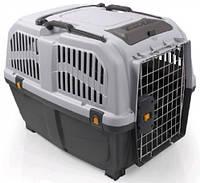 MPS SKUDO 4 IATA переноска для животных с металлической дверцей и замком 68x48x51h см (Италия)до 30 кг.