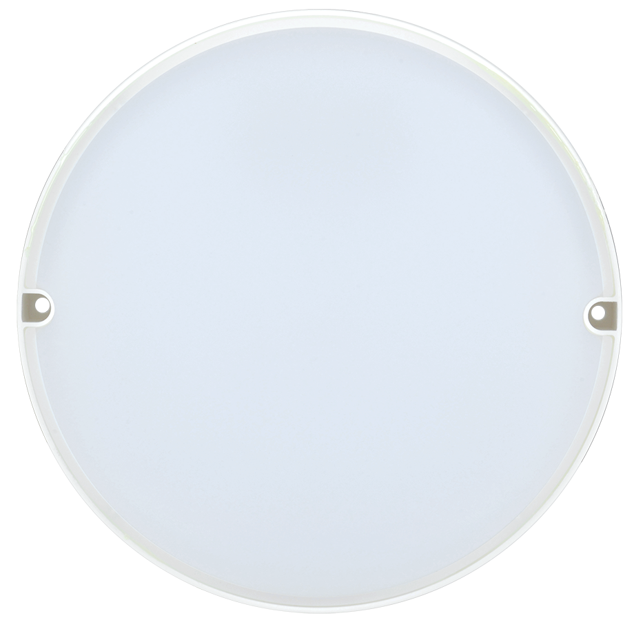 Светильник светодиодный ДПО 2002 12Вт 4000K IP54 круг белый IEK