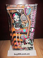 Кукла Monster High Monster Scaritage Skelita Calaveras Doll Скелита Калаверас Я люблю аксессуары