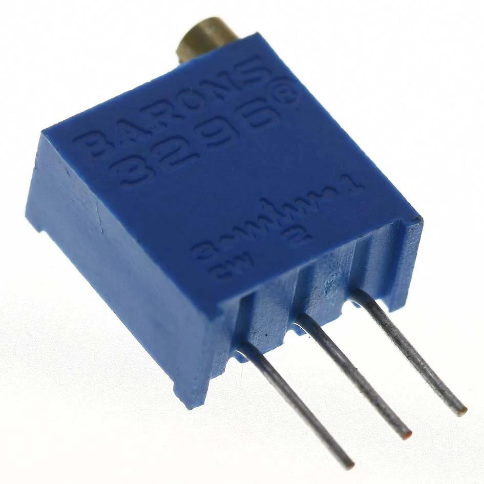 Резистор змінний потенціометр 3296W 5кОм
