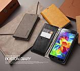 Чохол-книжка Arium Boston Diary для LG Optimus G2 (D801 / D802 / F320 / F340 / LS980), фото 6