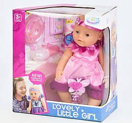 Інтерактивний пупс Lovely Little Girl