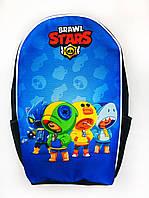 Рюкзак Леон Скин Бравл Старс - лучший подарок к школе для мальчика!