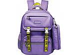 """Рюкзак шкільний 16"""", фото 2"""