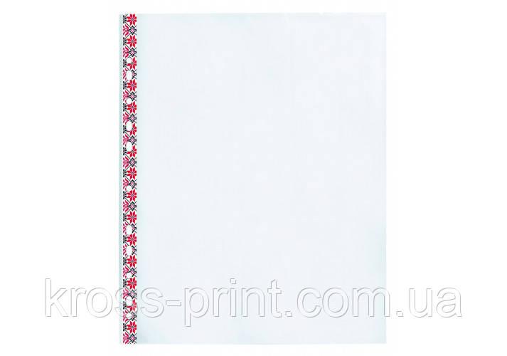 """Файл для документів А4+ Optima, 40 мкм, фактура """"глянець"""", з кольоровим орнаментом (20 шт/уп)"""