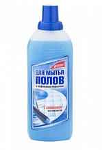 Моющее средство для уборки полов Сан Клин кафель 1л 9шт/уп