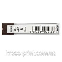 Стержень для карандаша 0,5мм B K-I-N 4152 12шт/уп