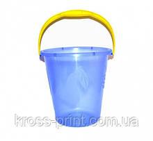 Ведро 5,5л пластиковое универсальное