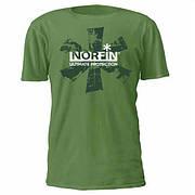 Футболка Norfin M Зеленый (AM-161-02M)