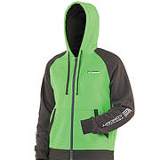 Куртка FEEDER CONCEPT HOODY L Черно-зеленый (AMFC-411-03L)