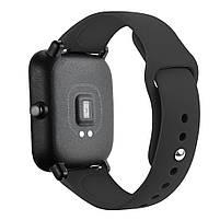 Ремешок для часов Sport design bracelet Universal, 20 мм. Black, фото 3