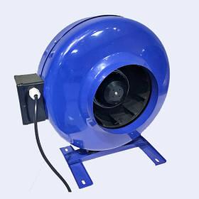 Канальний вентилятор Binetti FDC-125М КОД: 73631