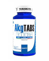 L-аргинин альфа-кетоглютарат Yamamoto nutrition AKG TABS (90 таб) аакг ямамото нутришн