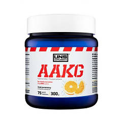 L-аргинин альфа-кетоглютарат UNS AAKG  (300 г) аакг юнс Orange