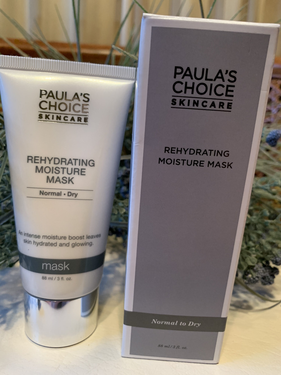 Глубоко увлажняющая маска для лица PAULA'S CHOICE Rehydrating Moisture