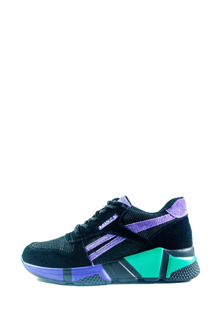 Кросівки жіночі Lonza чорний 18090 (38)