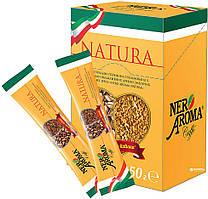 Розчинну кави Aroma Nero Natura 2 р в стіках