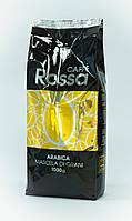 Кава в зернах Ricco Rossa золото 1 кг 30% Арабіка 70% робуста