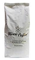 Кава в зернах Ricco Coffee Platinum Selection 1 кг 70% Арабіка 30% Робуста