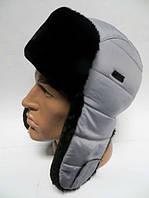Теплая шапка ушанка детская (для мальчиков)