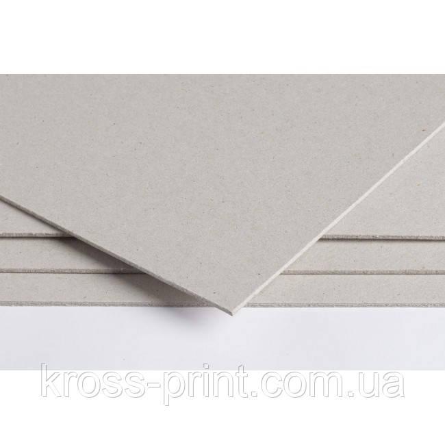 Картон переплетный LuxLine 3,00 мм, 700х1000 мм