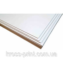 Картон палітурний білий 2,00 мм, 700х1000мм, односторонній