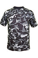 Военная футболка Белая ночь