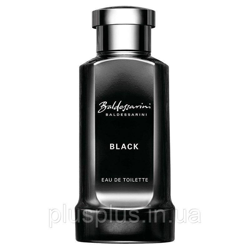 Туалетная вода Baldessarini Black для мужчин  - edt 50 ml