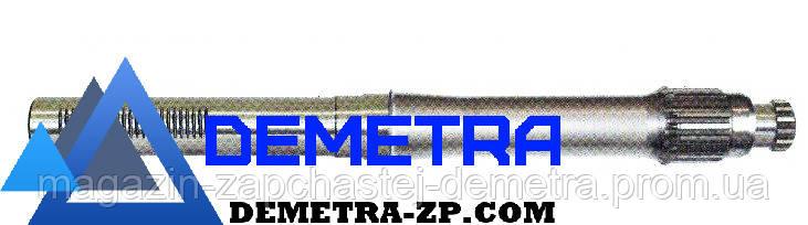 Полуось заднего моста МТЗ-80, МТЗ-82 нового образца. 70-2407082А-01