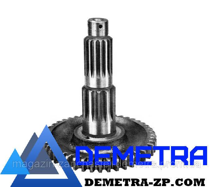 Вал вторинний КПП МТЗ (виробництва МТЗ) 50-1701252