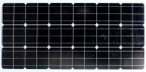 Сонячна батарея Solar board 100W/110W 1220*550*35mm 18V