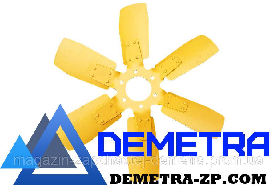 Вентилятор МТЗ Д-260 железный (6-ти лопастной)  260-1308050