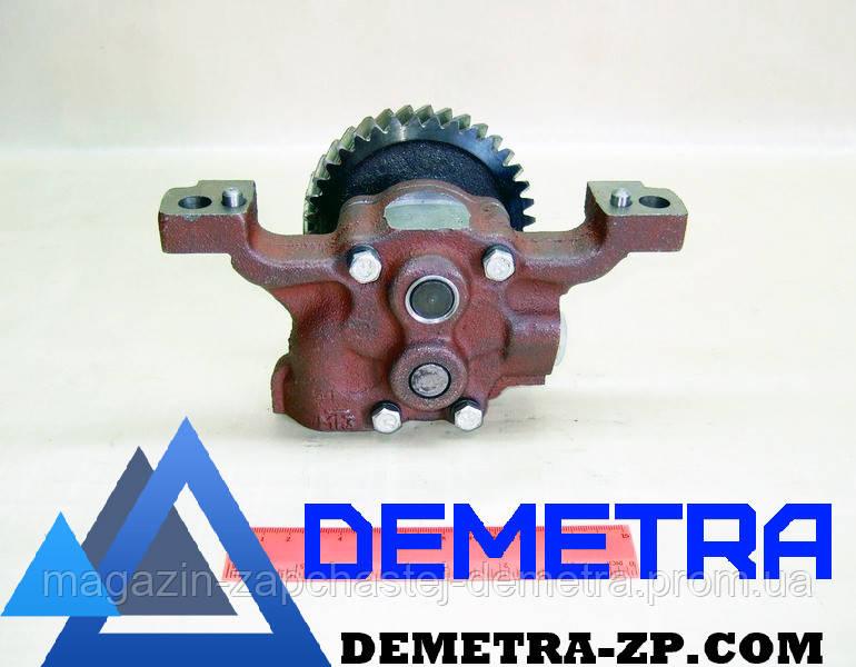 Насос масленный МТЗ на двигатель Д-243 36 зубов
