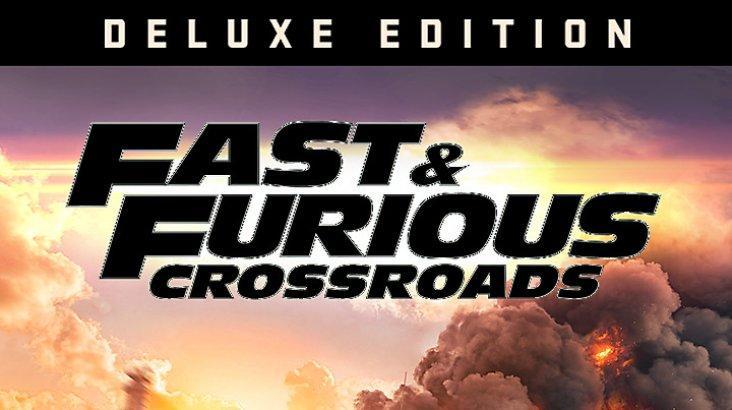 FAST & FURIOUS CROSSROADS: Deluxe Edition ключ активации ПК