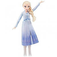 Hasbro. Кукла Frozen Холодное сердце 2  поющая Эльза (5010993605415)