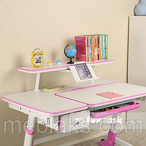 Полка для книг SS16W Pink FunDesk