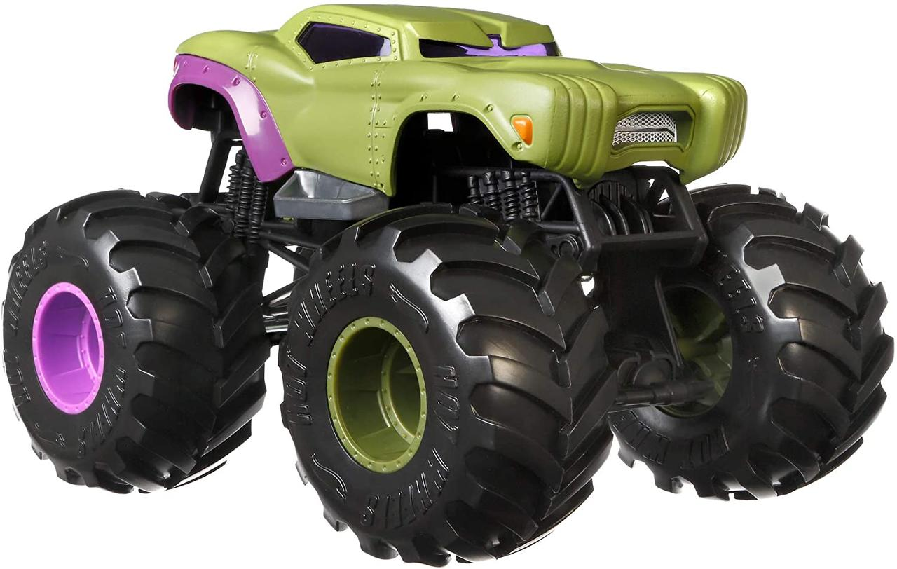 Машина Хот Вилс Монстер Трак  Hot Wheels Monster Truck