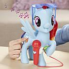 Май лител пони поющая Радуга Дэш My Little Pony Singing Rainbow Dash, фото 4