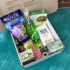 Подарочный Набор City-A Box Бокс для Женщины Бьюти Beauty Box из 11 ед №2355