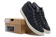 Кеды Nike Chukka Go Suede серые, фото 1