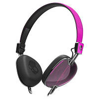 Наушники Skullcandy Navigator w/Mic3 Hot Pink/Black (S5AVFM-313)